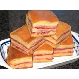 Preparado para bola carne (massa brioche) - 500 gr.