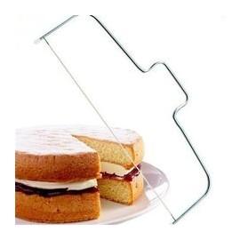 Nivelador/cortador bolos 32 cm Patisse 2 fios