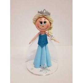 Elsa Frozen em Eva - 15 cms