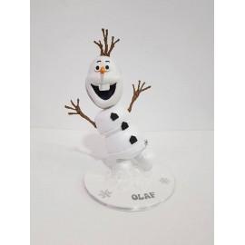 Olaf frozen em Eva - 15 cms