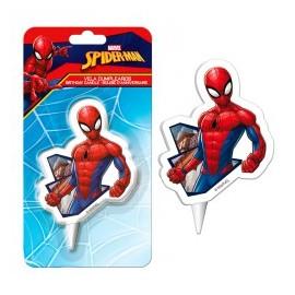 Vela homem aranha Dekora