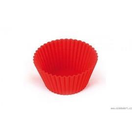 Forma silicone 68mm H32 mm- cupcake - conj. 6 unid. Silikomart