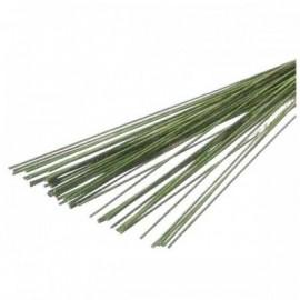 Fio florista verde 22 - 50 unid.