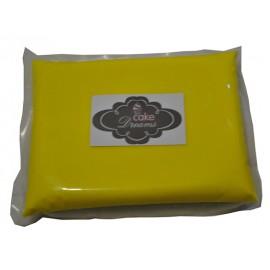 Pasta açúcar Amarela 1 kg sabor tradicional