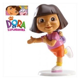 Dora exploradora 7,5 cm