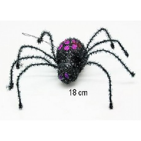 Aranha decorativa - homem aranha - dia das bruxas