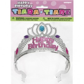 Topo de bolo tiara - coroa - Happy Birthday Unique