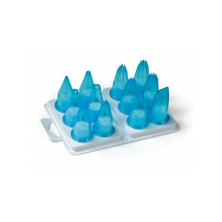 Conjunto 12 bicos em polycarbonato