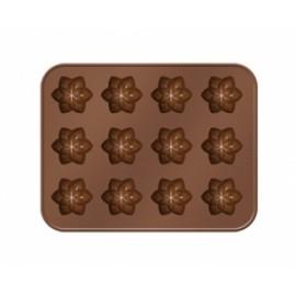 Forma p/ chocolates estrelas
