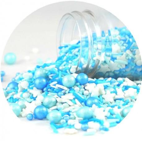 Mix inspiração 100 gr. confeti