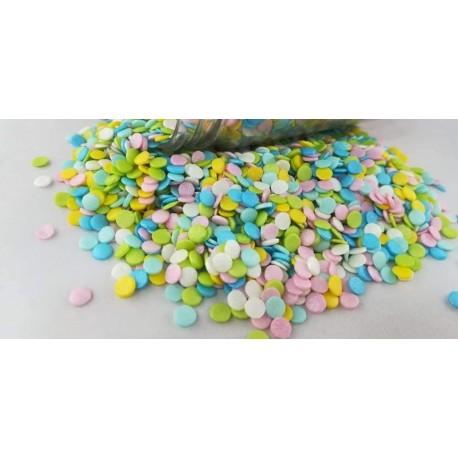 Mix colorido 100 gr. confeti