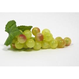 Uva verde grande 15 cms (cacho)