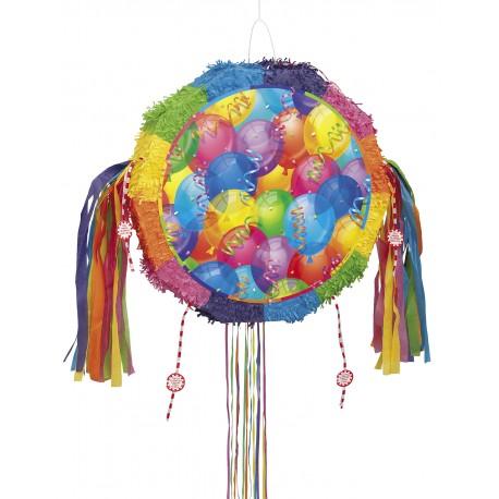 Pinhata balões Unique