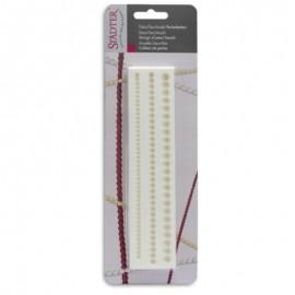 Moldes de silicone perolas - colar de contas 3 tamanhos Stadter