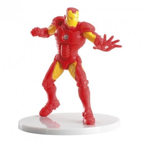 Homem ferro Ironman dekora - Avengers