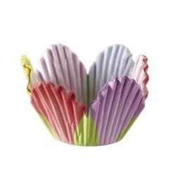 Petifur cupcake flor - 24 unid.