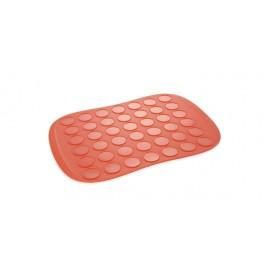Tapete - molde p/ macarons Tescoma (42 marcações)