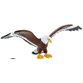 Águia - Bullyland - animais selvagem