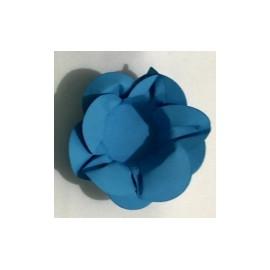 Formas papel azul 20 unid. brigadeiros - bombom - flor