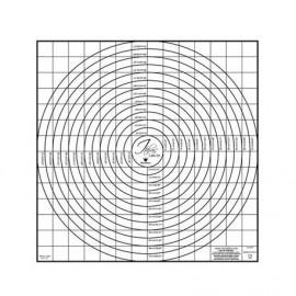 Tapete com marcações com 60x58 cms Martellato