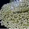 Pérola ouro metalizada 75 gr.