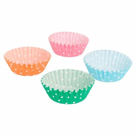 Petifur formas de papel cupcake - 80 unid..