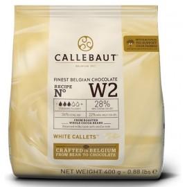 Chocolate Branco Callebaut 400g
