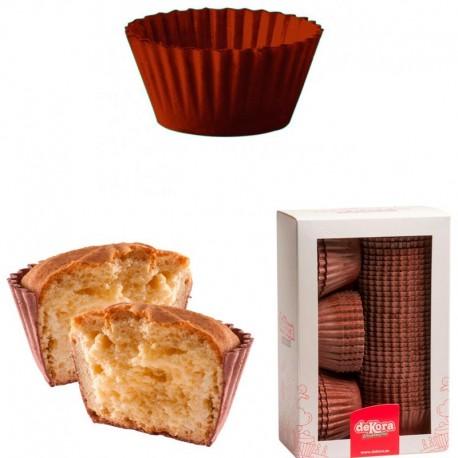 Capsulas cupcake comestiveis obreia - unidade