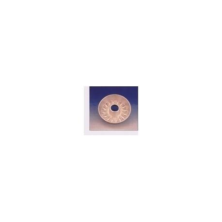 Forma com fundo arredondado diâmetro 23 cms alt. 7 cms