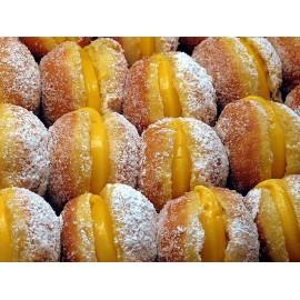 Preparado para bolas de berlim - donuts - 500 gr.