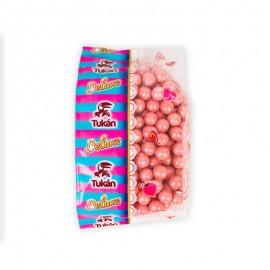 Chococrunch rosa (bolinhas crocantes 16 mm - grandes) 100 gr.
