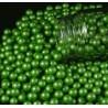 Pérola verde 70 gr. tamanho L decoração