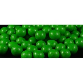 Esfera crocante verde 100 gr.