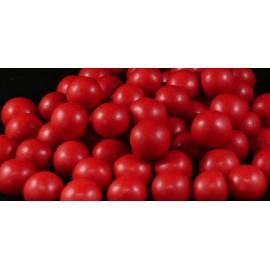 Esfera crocante vermelha 100 gr.