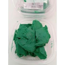 Creme chocolate para cobertura verde 250 gr.