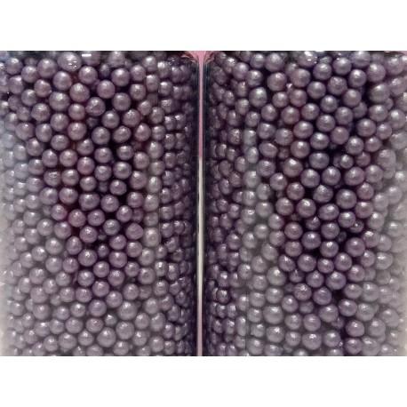 Pérola violeta 75 gr. tamanho S decoração