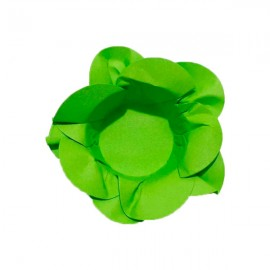 Formas papel verde escuro 28 unid. brigadeiros - bombom - flor