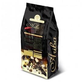 Chocolate negro com 60% cacau Master Martini 1 kg Ariba