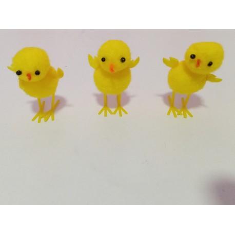 Pintainhos amarelos - unidade