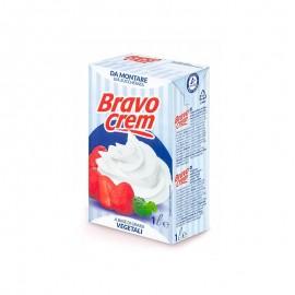 Natas (chantily) vegetais 1 lt bravo cream