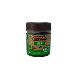 Corante para chocolate verde 12 gr. Mix
