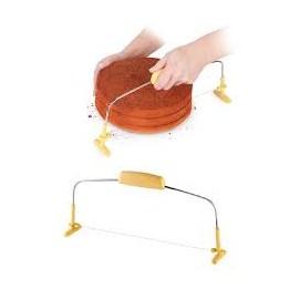 Nivelador/cortador bolos 36 cm Tescoma
