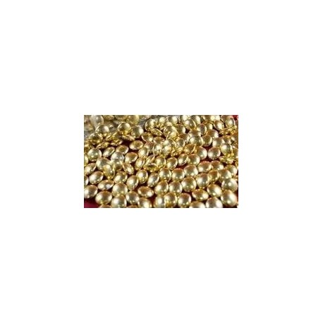 Dragueia cor ouro vintage 100 gr.