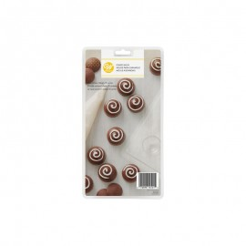 Molde trufas de chocolate Wilton
