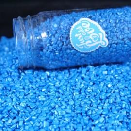 Cristais - glimmer azul escuro 100 gr.