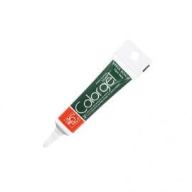 Corante em gel modecor 20 gr. verde escuro