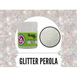 Purpurina - Glitter 5 gr. perola - Sugar Art