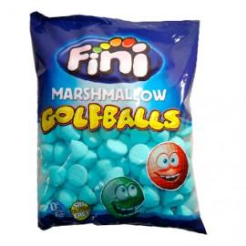 Marshmallow bolas golf azul Fini 150 unid.