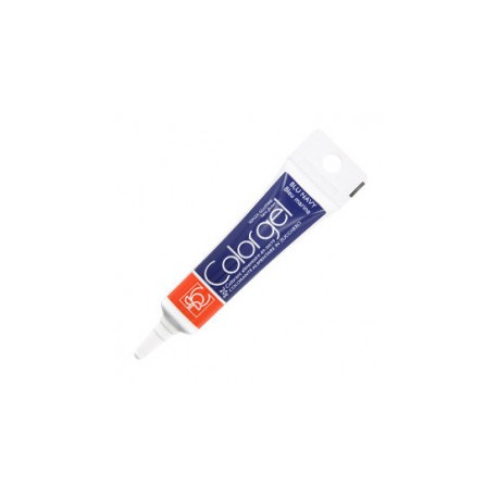 Corante em gel modecor 20 gr. azul marinho