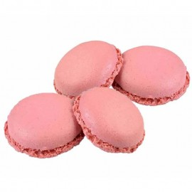 Macarrones cor de rosa 8 unid. dekora